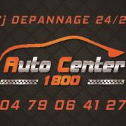 Mécanicien h/f Auto Center 1800